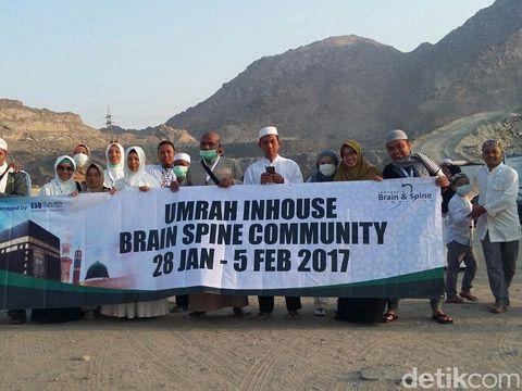 Komunitas kanker Brain and Spine/