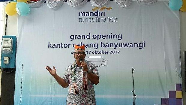 Permalink to MTF Targetkan Rp 21 Triliun Kredit Kendaraan Bermotor Se-Indonesia