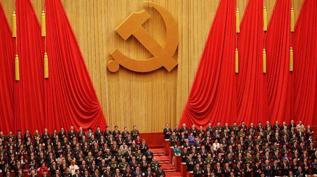 Partai Komunis China bersumpah akan patuh kepada Presiden Xi Jinping.