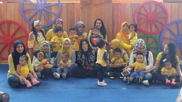 Komunitas Instababy Bekasi. (Foto: dok.Pribadi)