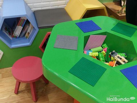 Mainan Lego di Optik Tunggal Next Generation/