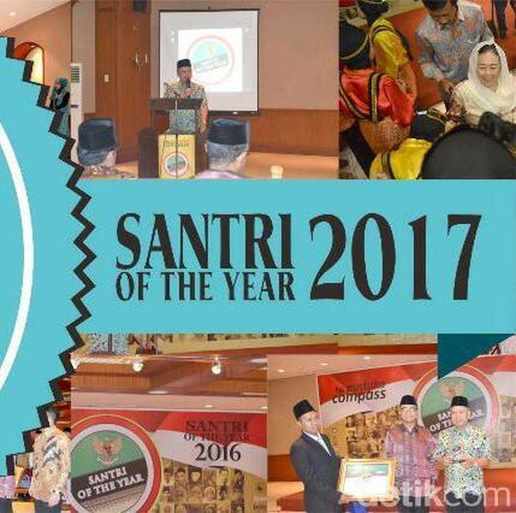 #HARI SANTRI, Bela Negara Untuk Santri Zaman Now