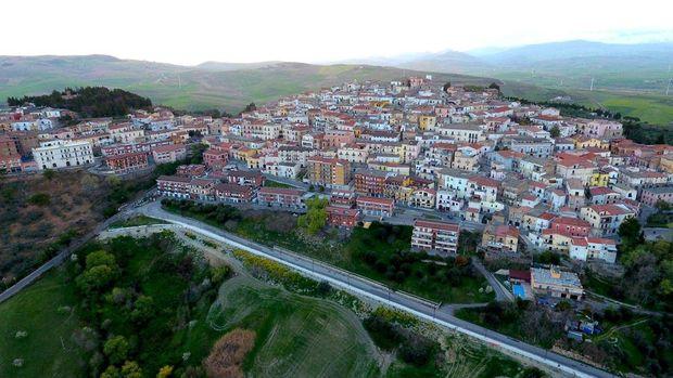 Kota Candela yang sudah ditinggalkan