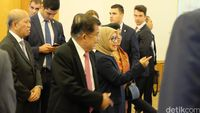 Dari Istanbul, Wapres JK ke Madinah untuk Persiapan Umrah