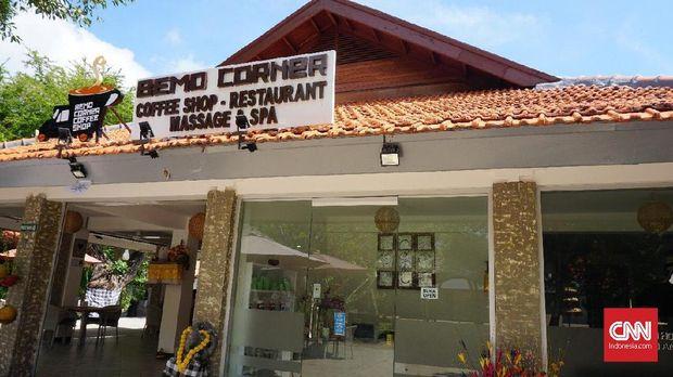 Menikmati Nusa Dua Selayaknya Turis