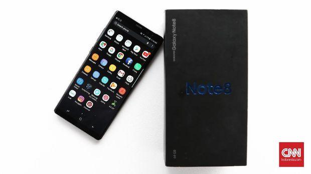 Lebih Baik Pilih Galaxy Note 8 daripada S8 Plus