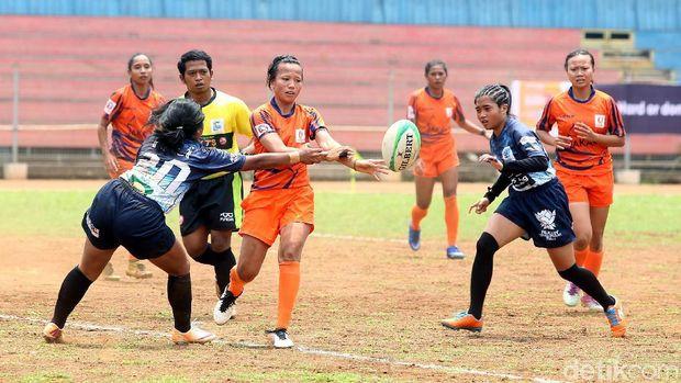Cabor Rugby Kantongi Nama Pemain untuk Diseleksi ke Asian Games