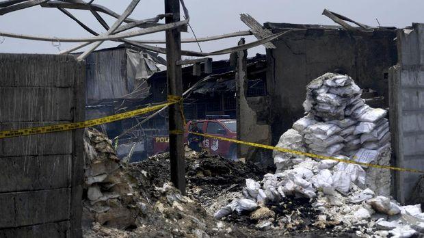 Polisi Temukan Tulang di Sumber Api, Diduga Tersangka Kosambi