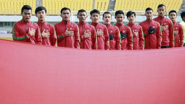 Timnas Indonesia U-19 membidik kemenangan kedua di kualifikasi Piala Asia U-19 2018.