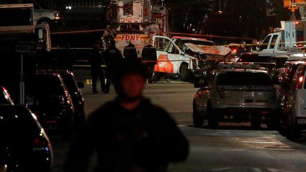 Teror New York, Mimpi Buruk di Malam Halloween