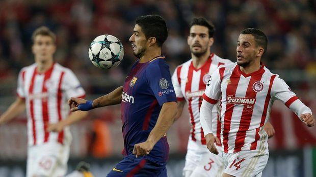 Barcelona gagal meraih kemenangan di Liga Champions dalam lima tahun terakhir. (