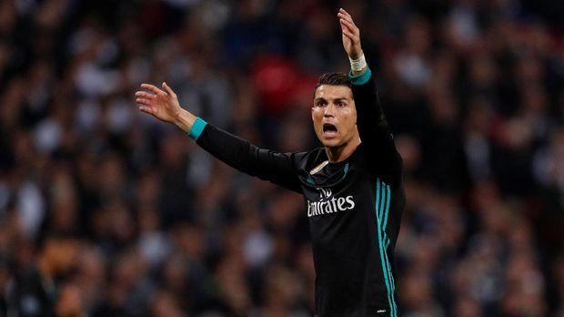 Sergio Ramos mengungkapkan Cristiano Ronaldo selalu sedih pulang ke rumah jika tak mencetak gol. (