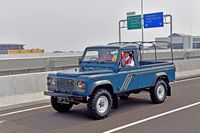 Ini Alasan Jokowi Batal Konvoi Naik Jeep Era PD II di Tol Becakayu