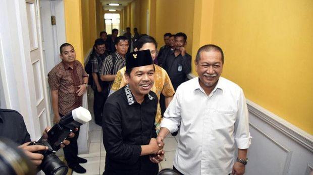 Perang Jenderal di Pilgub Jabar, Amankan Suara Pilpres 2019