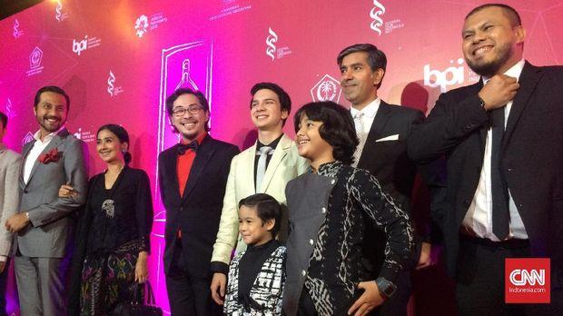 Pemeran Ian di Pengabdi Setan memenangi Pemeran Anak Terbaik di FFI 2017.