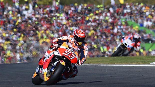 Marc Marquez bisa mendominasi MotoGP dalam beberapa tahun ke depan.