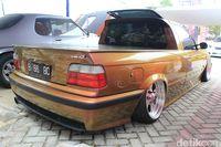 BMW M3 E36 Ini Berubah Jadi Mobil Pikap