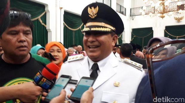 Wali Kota Tasikmalaya Budi Budiman
