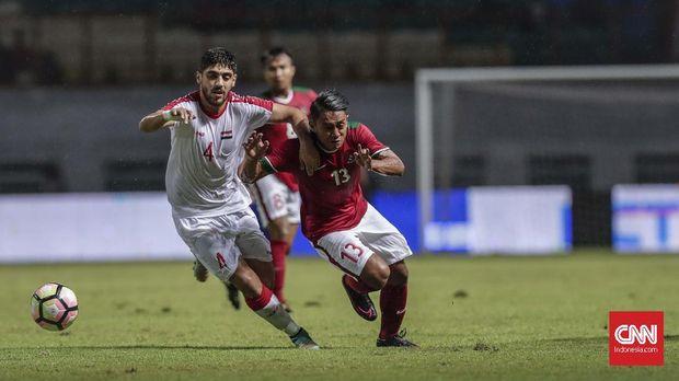 kekuatan tim lawan menjadi salah satu faktor yang bisa memengaruhi jumlah poin yang didapat Timnas Indonesia.
