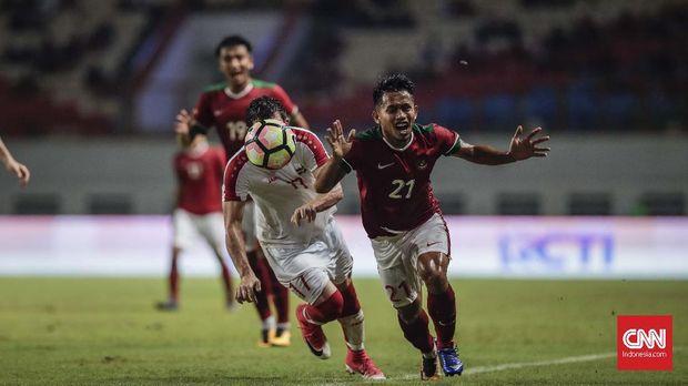 Timnas Indonesia bakal tampil bersemangat karena bermain di SUGBK yang baru selesai direnovasi.