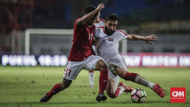 Timnas Indonesia diharapkan bisa menyamai level permainan Timnas Islandia.
