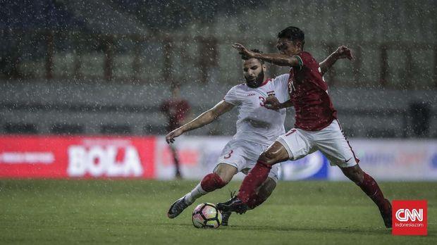 Febri Hariyadi akan menjadi salah satu andalan Timnas Indonesia saat melawan Guyana.