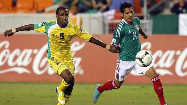 Timnas Guyana tidak pernah bermain di turnamen internasional bergengsi.
