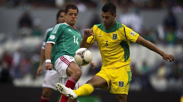 Tidak ada pemain Guyana yang meraih sukses di sepak bola Eropa.