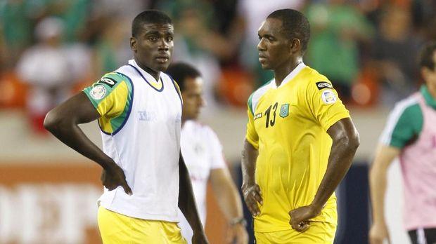 Timnas Guyana tidak pernah tampil di turnamen besar.