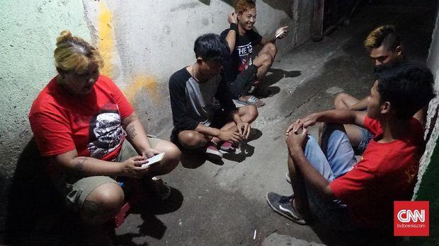 Effi Punktat: Indonesia Cocok untuk Punk (EMBARGO)