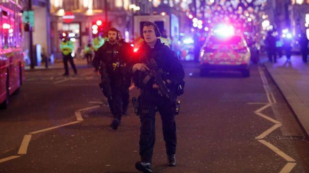 Polisi: Insiden di London Bukan Terorisme