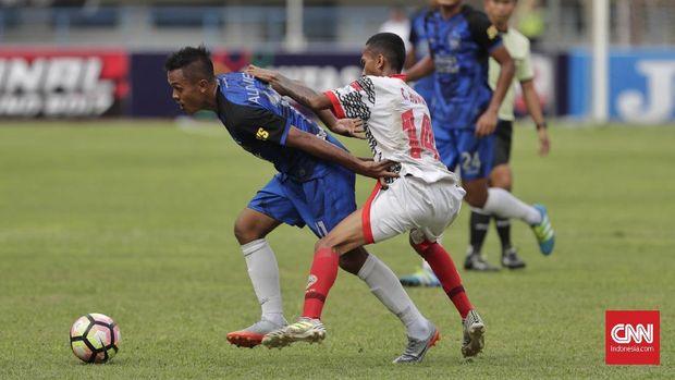 PSIS Semarang kembali merasakan persaingan di kompetisi level teratas sepak bola Indonesia.