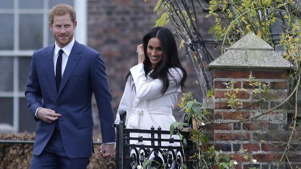 Pangeran Harry dan Meghan Markle akan menikah musim semi mendatang.