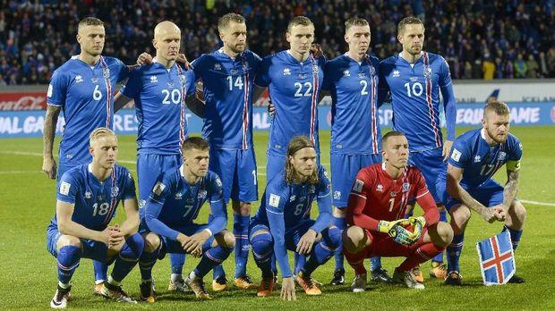 22 Pemain Indonesia Selection vs Timnas Islandia