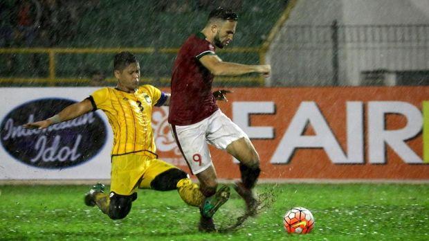 Timnas Indonesia finis kedua di klasemen akhir Tsunami Cup 2017.