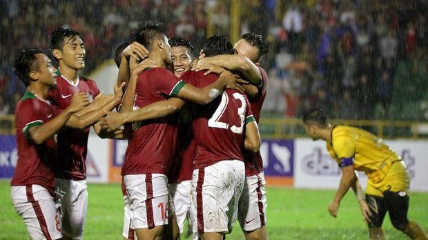 Timnas Indonesia akan melawan tim peserta Piala Dunia 2018.