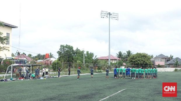 Timnas Indonesia terakhir berkumpul pada turnamen Tsunami Cup 2017 akhir tahun lalu.