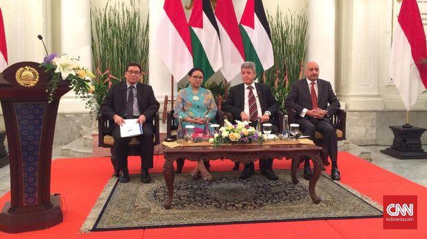 Palestina Minta Dukungan Indonesia soal Yerusalem