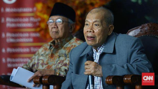 Langgar Kode Etik Lagi, Arief Hidayat Terancam Sanksi Berat