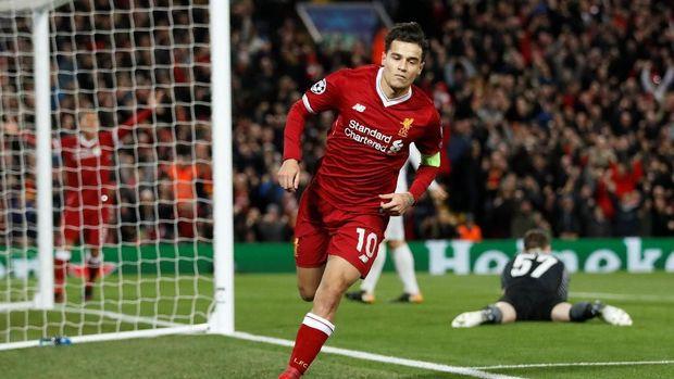Philippe Coutinho menjelma jadi pemain level elite usai tampil gemilang di Liverpool.