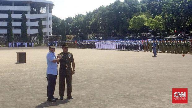 Panglima TNI Hadi Tjahjanto Peringatkan Potensi Konflik
