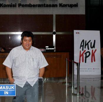 Berkas Hilman 'Sopir Setnov' Dilimpahkan ke Kejati DKI