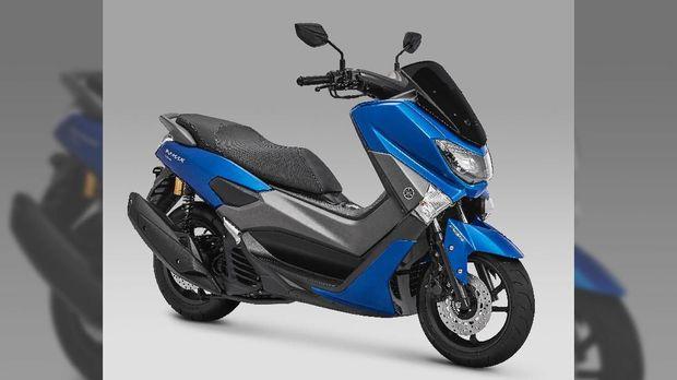 Yamaha Bersiap Hadirkan NMAX 2018 dengan Perubahan Minor