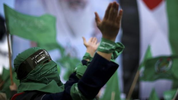 Israel menyebut Iran mendukung Hamas.