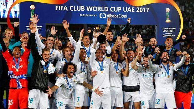 Real Madrid selanjutnya akan menjamu Barcelona di Santiago Bernabeu, 23 Desember 2017.