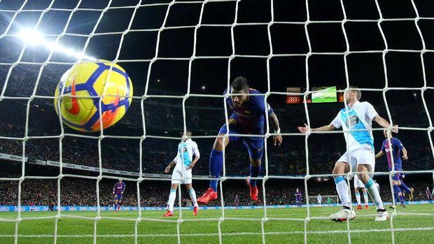 Barcelona bakal datang ke El Clasico dalam kondisi percaya diri.