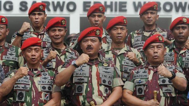 Sipil Kritik RUU Terorisme, Tak Ada Mekanisme Kontrol Militer