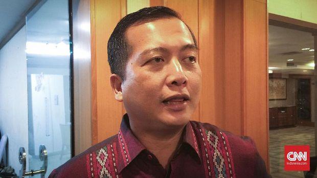 Direktur PWNI Kemlu RI Lalu Muhammad Iqbal mengatakan otoritas Hong Kong tak wajib menjelaskan alasan menangkal Ustaz Somad.