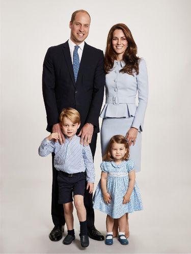 Pangeran William yang Lebih Dekat dengan Pangeran George/