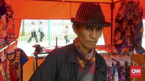 Rasa Cemas di Antara Wajah Senang PKL Tanah Abang Usai Ditata